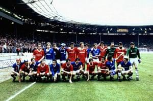 Liverpool v Everton: 1984 League Cup final - Liverpool v Everton