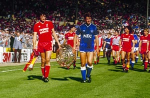 Liverpool v Everton: Liverpool v Everton - FA Charity Shield