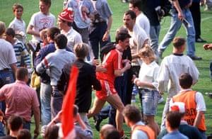 Liverpool v Everton: FA Cup final 1989