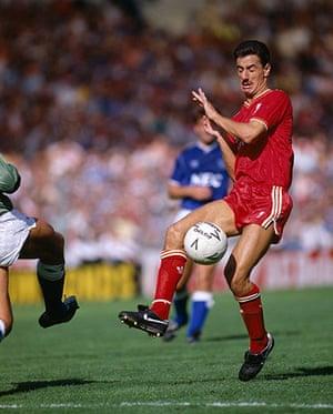 Liverpool v Everton: 1986 FA Charity Shield