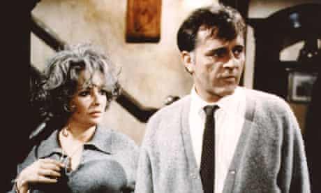 Who's Afraid of Virginia Woolf: Liz Taylor and Richard Burton in the 1966 film