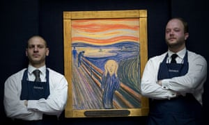 The Scream at Sotheby's