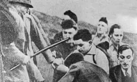 Kinder Scout mass trespass 1932