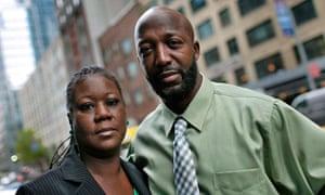 Sybrina Fulton Trayvon Martin parents