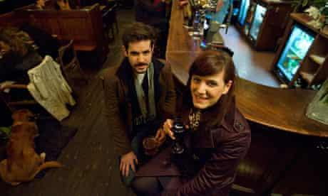 French expats Vincent Drapeau and Coraline Despeyroux