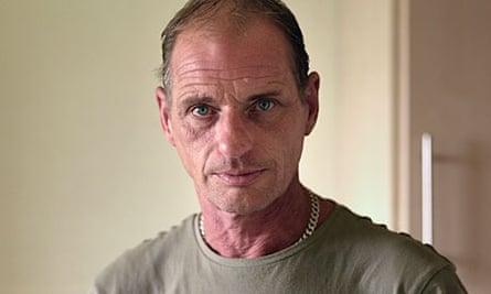 Kevin Young, who was abused while he was at Medomsley detention centre