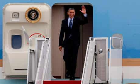 Barack Obama in Cartagena