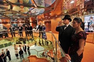 Titanic anniversary: Surveying the scene