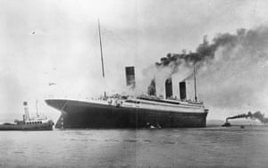Titanic anniversary: The Titanic