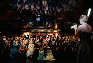 Titanic anniversary: A group photograph