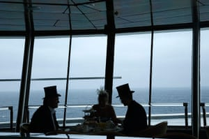 Titanic anniversary: Traditional afternoon tea