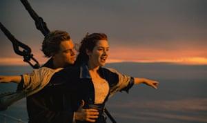 Titanic anniversary: 1997 Movie