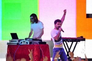Coachella Music Festival: Coachella Valley Music & Arts Festival - Day 1