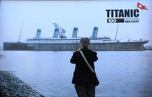 Titanic memorial cruise : Titanic Anniversary