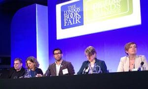 London Book Fair kids panel