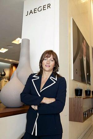 Jaeger: UK: Belinda Earl Appointed Jaeger Chief Executive