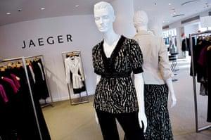 Jaeger: July 2007: Regent's Street Jaeger shop in London