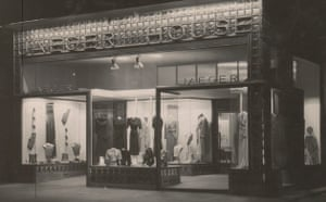 Jaeger Gallery: Milton Street in Moorgate became home to Jaeger headquarters in 1887