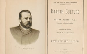 Jaeger Gallery: Lewis Tomalin came up with Jaeger after reading work of Dr Gustav Jaeger