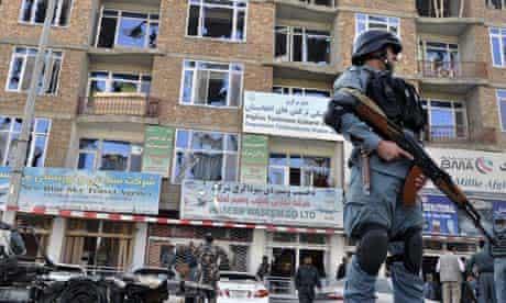 Taliban assault/ Kabul