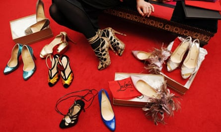 The Price Of Designer Shoes Is Rising So Watch Your Step Women S Shoes The Guardian