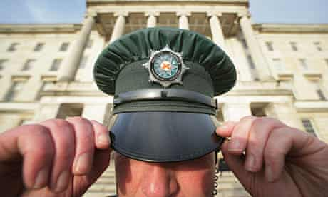 An officer of the Police Service of Northern Ireland