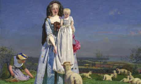 Pretty Baa-Lambs