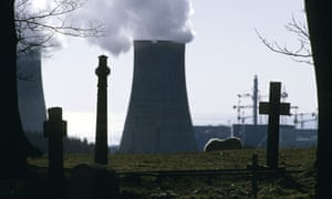 nuclear developers pull out