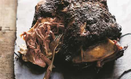 Slow-braised shoulder of mutton