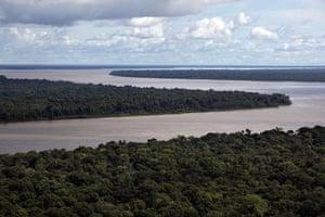 Belo Monte Dam: Amazon River in Brazil