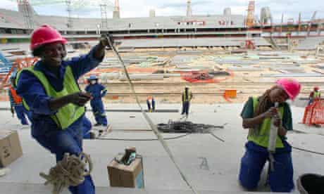 south african workers