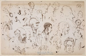 The Royal Society: A series of sketches and caricatures