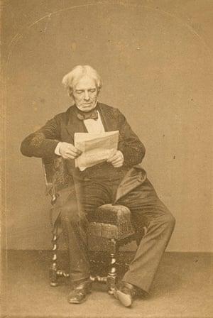 The Royal Society: Michael Faraday, by John Watkins