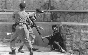 Colonial papers: Civilian Terror in Aden in 1967