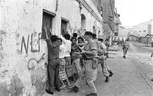 Colonial papers: Troops Break Up Demo in Aden