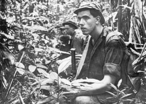 Colonial papers: British troops In Malaya