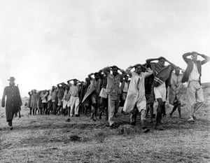 Colonial papers: Nairobi, Kenya, 1952