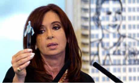 cristina fernandez-spain-argentina
