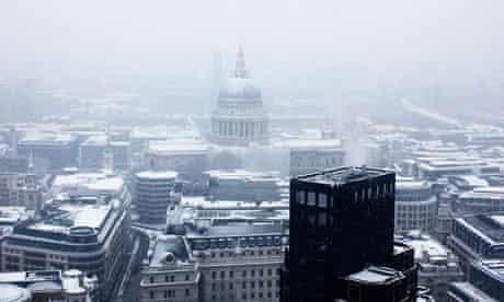 london frozen
