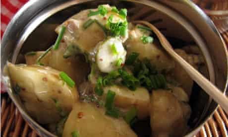 Felicity Cloake's prefect potato salad