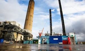 Carbon capture in UK under threat as study raises doubts