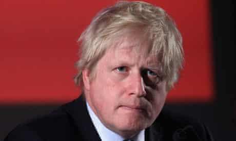 Boris Johnson gay advert