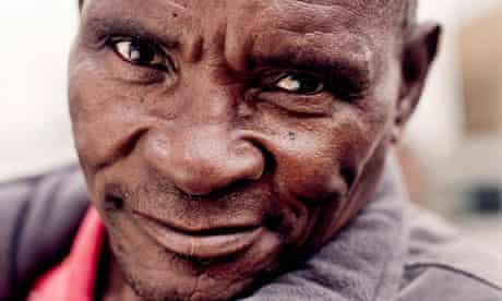Daniel Seabata Thakamakau, who started mining when he was 19