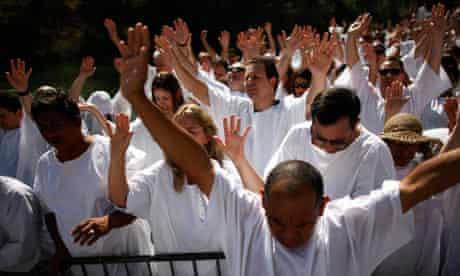 Evangelical Christian pilgrims