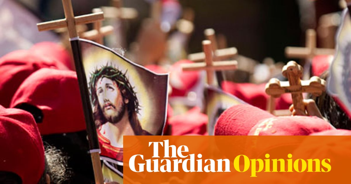 Was Jesus gay? Probably | Paul Oestreicher | Opinion | The