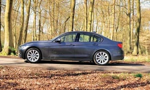 On the road: BMW 328i Modern – review | Technology | The Guardian