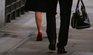 Women working in London
