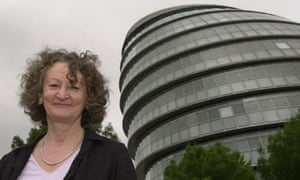 Jenny Jones, the Green candidate for mayor of London.