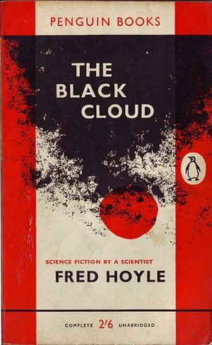 John Griffiths: John Griffiths's book cover for Fred Hoyle's The Black Cloud