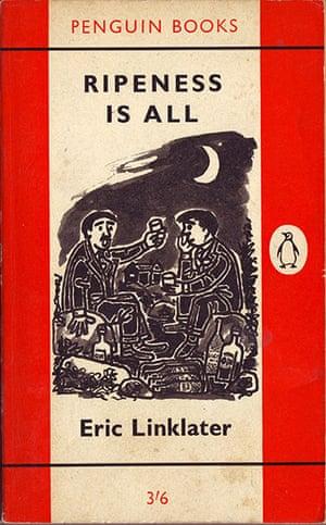 John Griffiths: John Griffiths's cover for Eric Linklater's, Ripeness is All